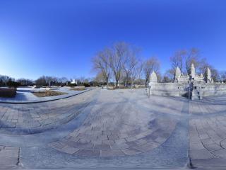 世界全景一次看 世界公园 吴哥寺
