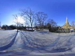 世界全景一次看 北京世界公园 仰光金字塔