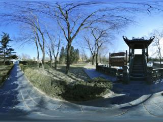 世界全景一次看 世界公园 独柱寺