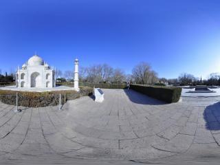 世界全景一次看 北京世界公园 泰姬陵