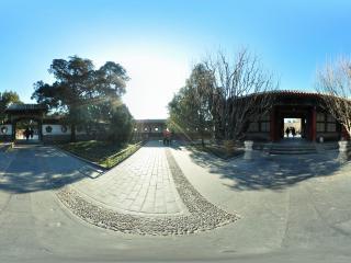 颐和园全景