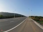 葫芦岛滨海公路全景
