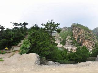 葫芦岛龙潭大峡谷'景区美景