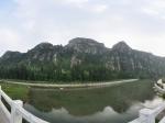 葫芦岛路边小桂林全景