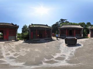 妙峰山 内院