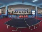 葫芦岛望海健身中心之乒乓球馆全景