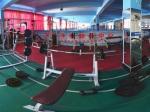 葫芦岛望海健身中心之健身区全景