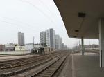 襄阳火车站全景