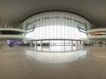 成都东站西入口全景