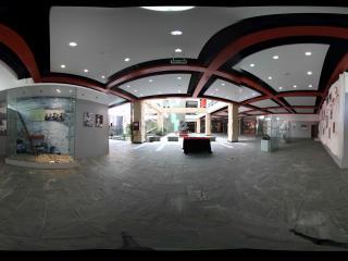 泸定桥纪念馆展厅