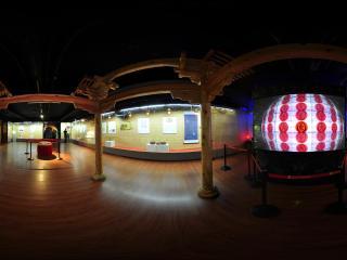 黑龙江省博物馆之百年秋林食品公司展(二)全景