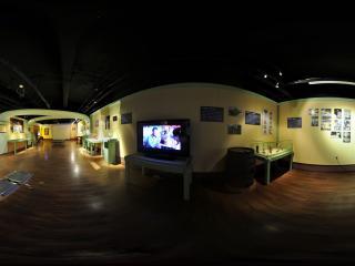 黑龙江省博物馆之百年秋林食品公司展(六)全景