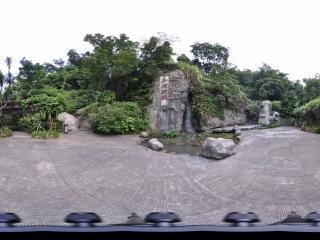 深圳仙湖植物园假山