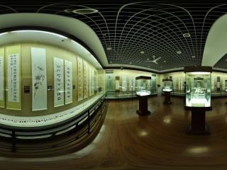 黑龙江省博物馆之邓散陈列馆(一)