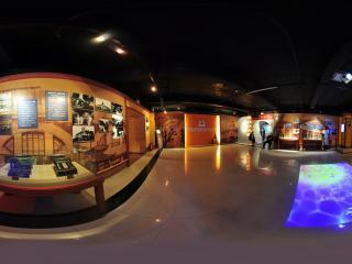 黑龙江省博物馆地下大厅