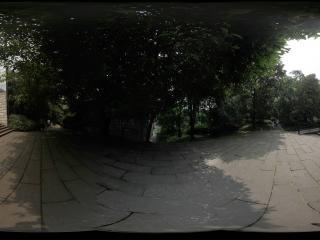 峨眉山博物馆全景