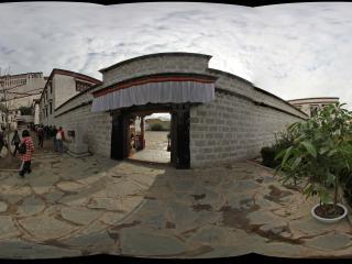 布达拉宫外景 NO.10全景