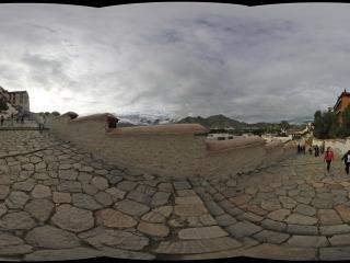 布达拉宫外景 NO.9全景