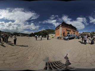 西宁塔尔寺入口