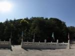 红山公园地宫祭坛全景