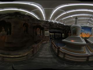 甘肃石窟艺术展馆