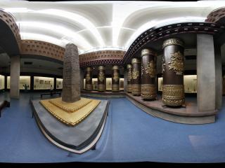 甘肃佛教艺术展厅
