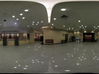 甘肃博物馆二层大厅