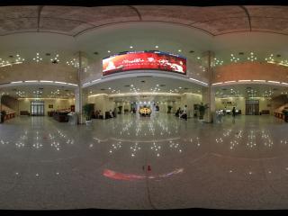 甘肃博物馆一层大厅