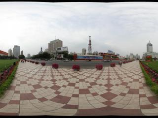 东方红广场入口
