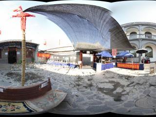 《藏客》电影拍摄实地 湟源丹噶尔古城