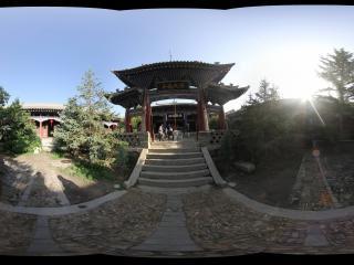 丹葛尔古镇城隍庙 NO.3全景