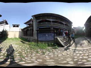 丹葛尔古镇城隍庙 NO.1全景