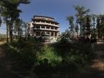 赞普林卡全景