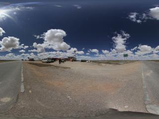 海拔4700米以上的可可西里