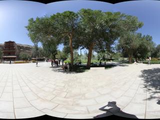 兰州莫高窟广场