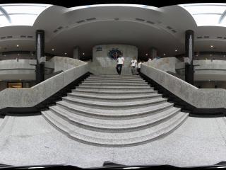 兵马俑陈列馆中堂