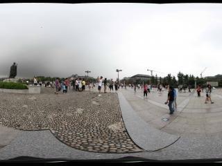 大雁塔南广场