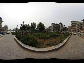 西安鼓楼南门外永宁宫
