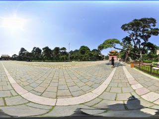 沈阳清昭陵墓区雕塑
