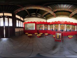 沈阳清昭陵祭奠堂