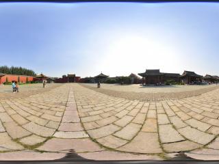 沈阳故宫十王亭