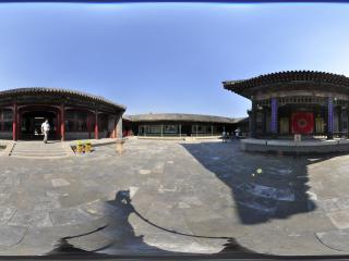 沈阳故宫戏台