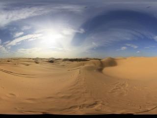 响沙湾虚拟旅游