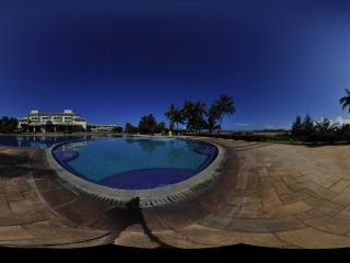 琼海博鳌黄金海岸酒店露天泳池