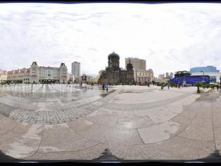 哈尔滨的圣索菲亚教堂