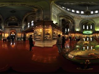 哈尔滨圣索菲亚教堂内景