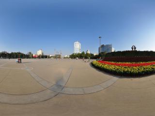 保定人民广场虚拟旅游