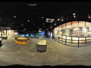 三亚大小洞天动物化石全景