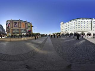 哈尔滨中央大街虚拟旅游
