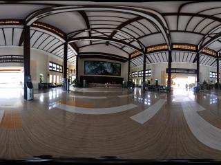 三亚呀诺达热带雨林室内展